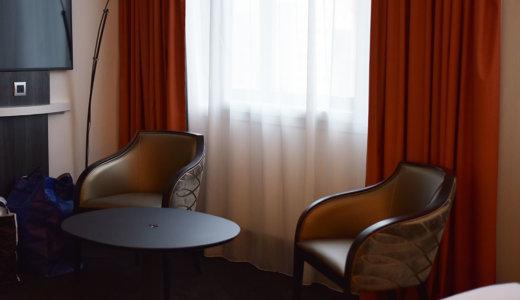 リヨン市内パール・デュー駅周辺のおすすめホテル!【Mercure Lyon Centre-Gare Part Dieu】は広くて快適に過ごせる