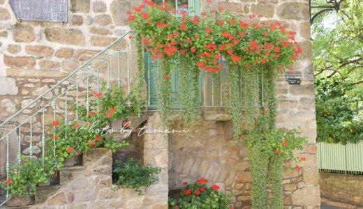 まるでおとぎの国の世界!レンタカーで行くモンペイルー(Montpeyroux)【オーヴェルニュ地方フランスの美しい村巡り】