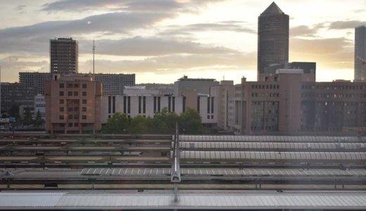 リヨンの主要駅パール・デュー(Gare de Lyon Part-Dieu)駅の治安と環境