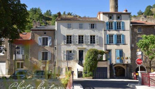 サン・フロレ(Saint-Floret)【オーヴェルニュ地方の美しい村巡り】