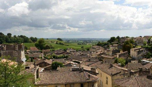 サンテミリオンのおすすめホテル【Les Chambres d'Ovaline】は村の入り口にあって便利!