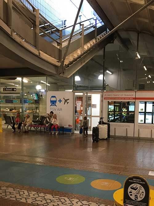 パール・デュー駅