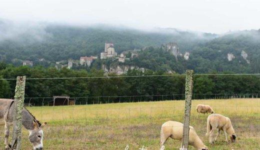 フランスの田舎を満喫する!公共交通機関(バスや鉄道)で行くフランスの美しい村巡り