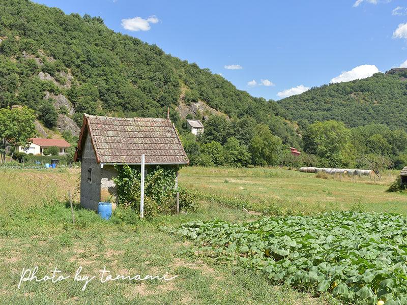 Blesle村