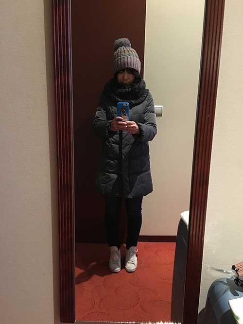 ヨーロッパ秋冬の服装