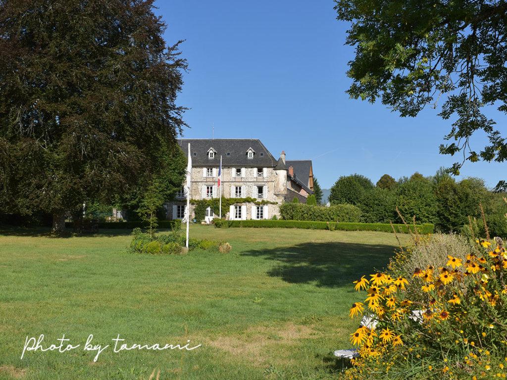 Chateau de Savennes