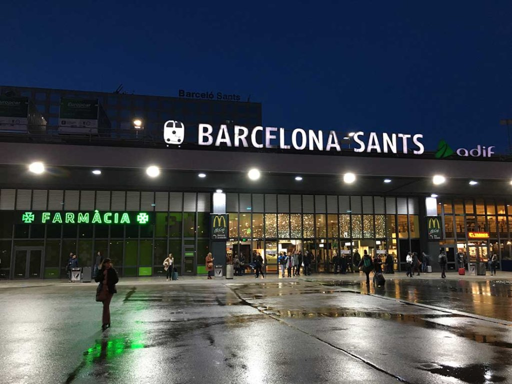 バルセロ・サンツホテル