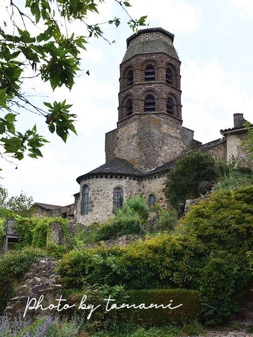 ラヴォデュの修道院と付属教会