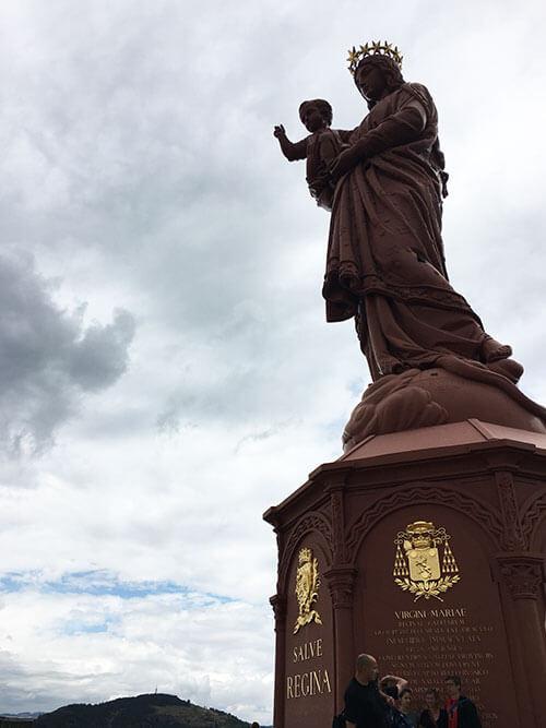 ル・ピュイの聖母マリア像