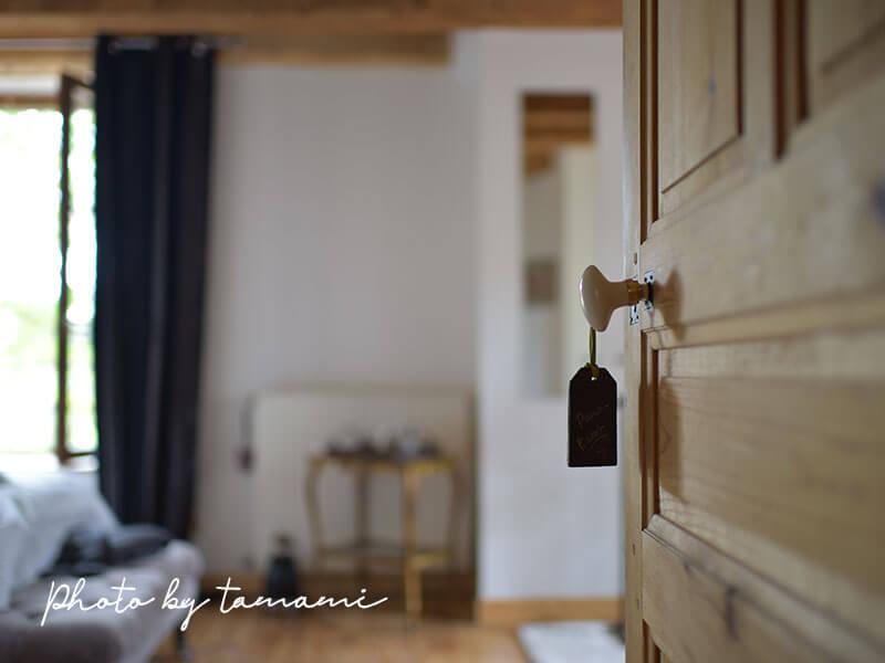Les Delices de Lavouteの部屋