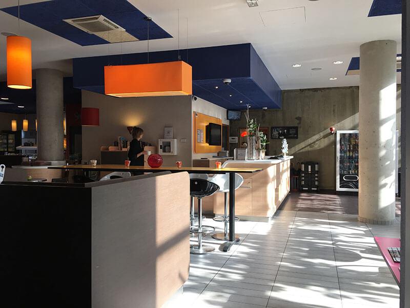 Ibis Budget Lyon Centre – Gare Part Dieu
