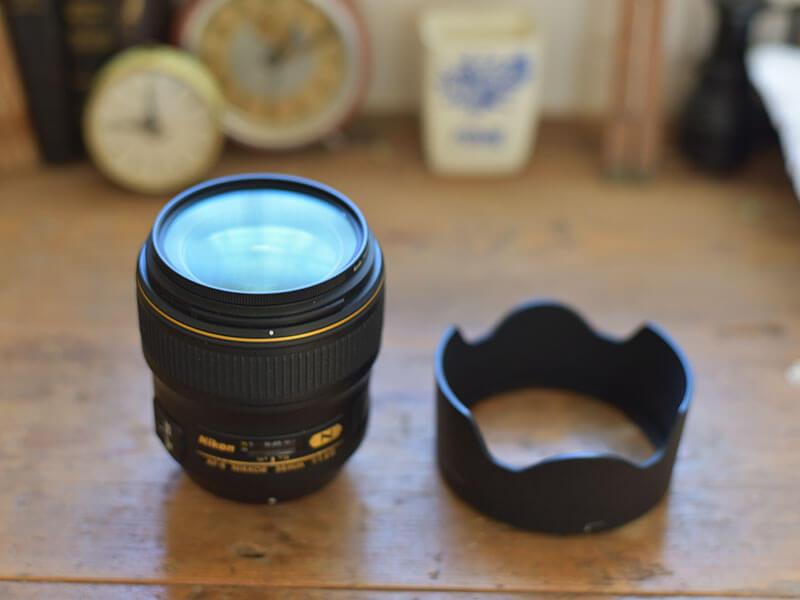 NIKKOR 35mm f1.4g