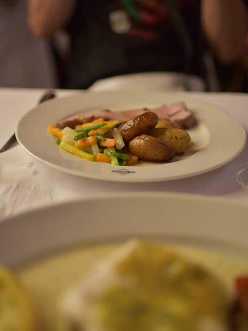 ポール・ボギューズ Le Nord メインのお肉