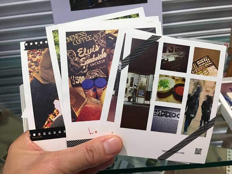MYBOOK LIFEのフォトカード