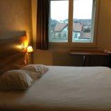 Hotel The Originals Colmar Gare(ex P'tit-Dej Hotel)の部屋