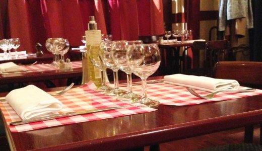 凱旋門から近いパリのおすすめレストラン「L'ATELIER DU MARCHE」は気軽に入れて料理も美味しい!