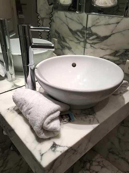 Hotel Mercure Paris Champs Elyséesの部屋