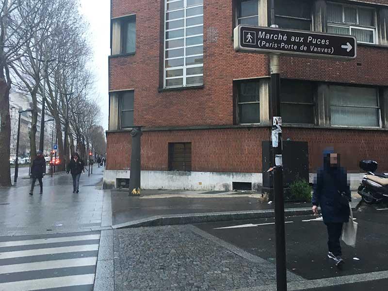 パリ ヴァンヴ蚤の市