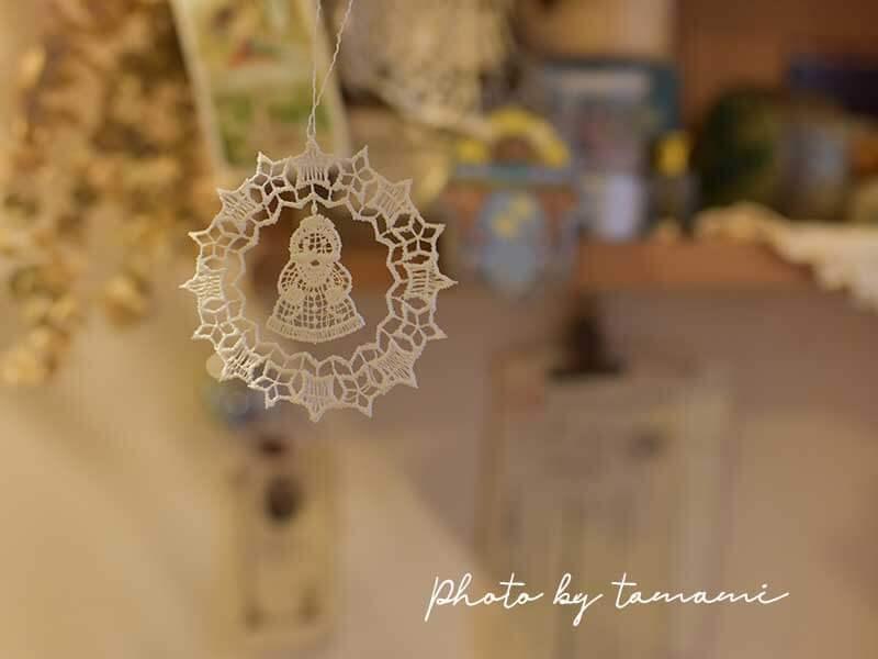 アルザス地方のお土産 クリスマスレース