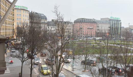 ストラスブールに泊まるなら駅前にある【Mercure Strasbourg Centre Gare】がおすすめ!観光にも徒歩で行けて便利