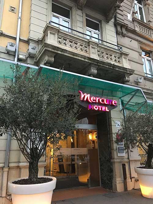 Mercure Strasbourg Centre Gare