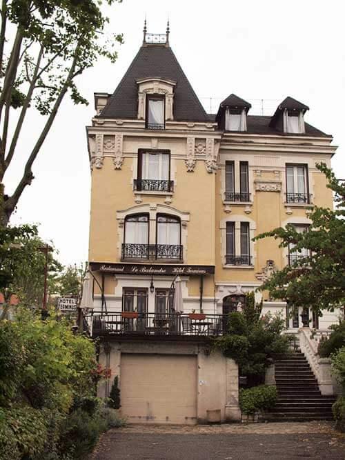 オテル テルミヌス(Hôtel Terminus)Cahor