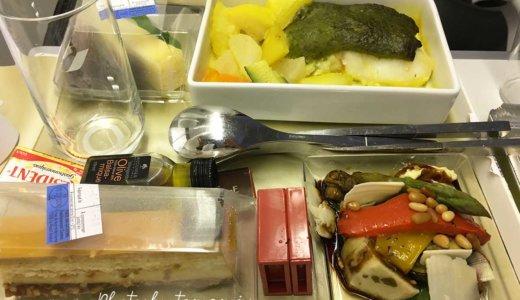 2019年版を更新!エールフランス航空の機内食【ア・ラ・カルト・ミール(有料)】は豪華で食べる価値あり!