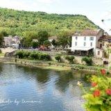 フランス南西部の村 St-Antonnie