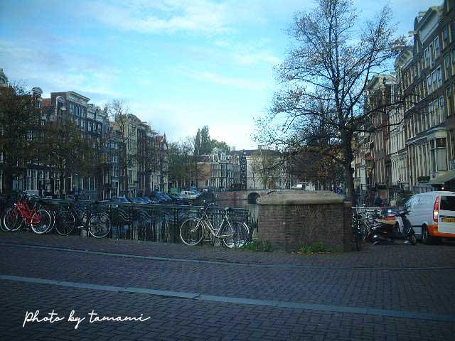 アムステルダムの風景 2005年