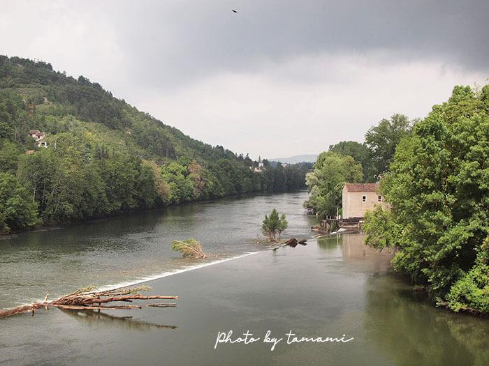 フランス南西部カオール