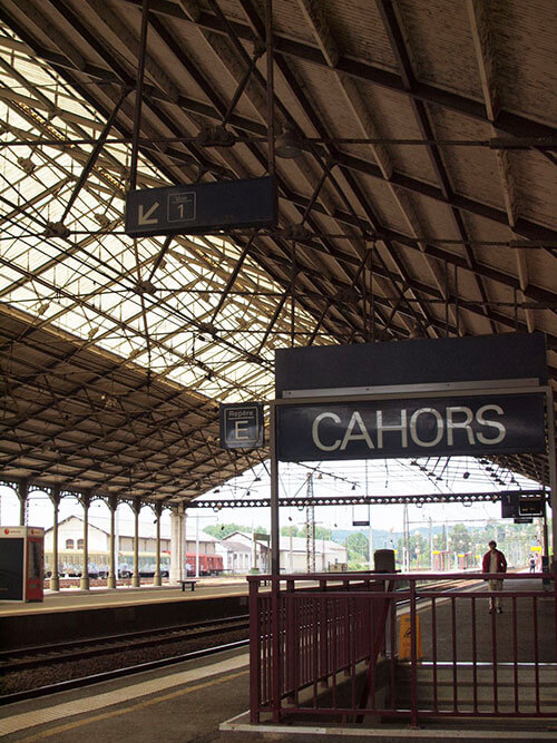 カオール駅