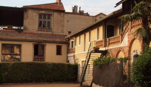 カルカッソンヌで宿泊したホテル【Proche Cité chez Sissi】はフランス家庭を体験したい方におすすめ!シテ外にあるシャンブルドット