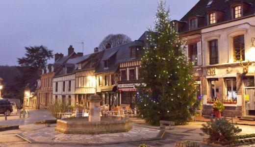 パリ近郊ノルマンディー地方にあるカシワの森に囲まれたフランスの美しい村【リヨン・ラ・フォレ(Lyons-la-Foret)】の見どころ