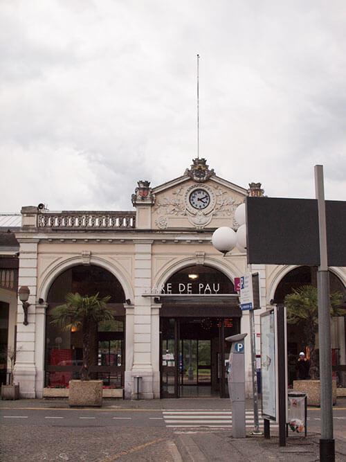 ポー(PAU)駅
