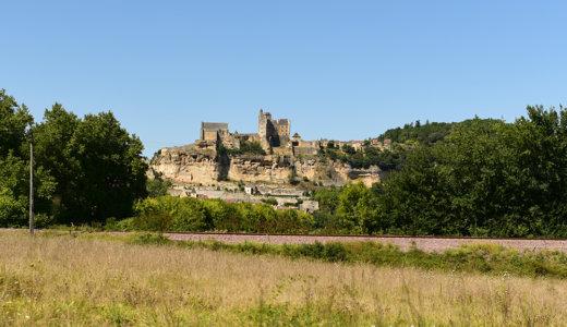 レンタカーで行く!フランス南西部アキテーヌ地方にある6つの美しい村巡りはドルドーニュ川にかかる風景が美しい
