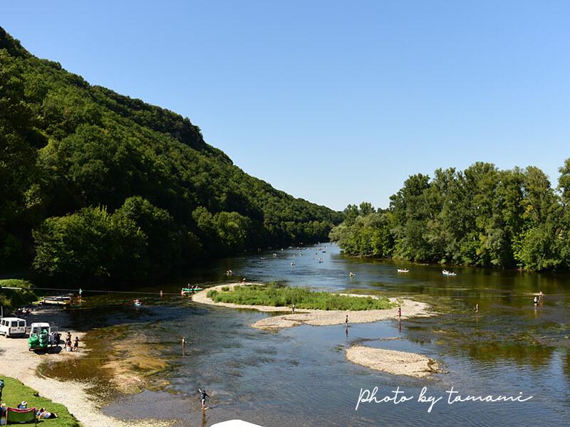 ドルードーニュ川
