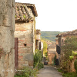 フランス南西部の村