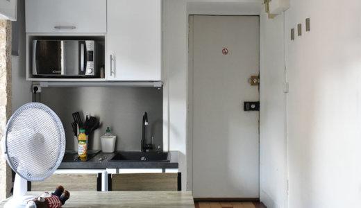 ディジョン(Dijon)で泊まったアパートメント【Une Pause】は市場やスーパーも近く街の中心部にあって観光にも便利!