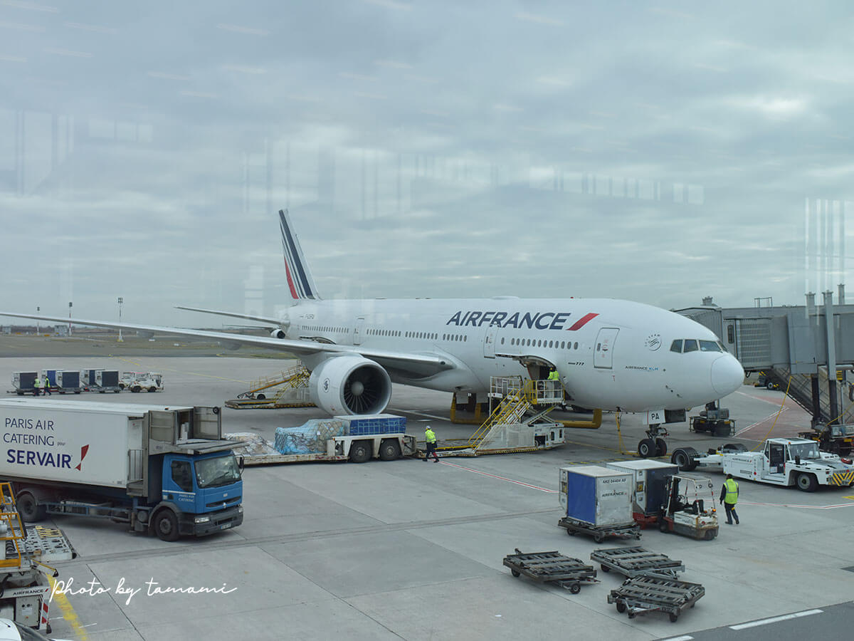 シャルル・ド・ゴール空港