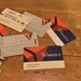 デルタ航空提携クレジットカード