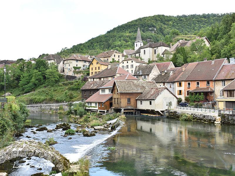 Lods, Doubs, France 2019
