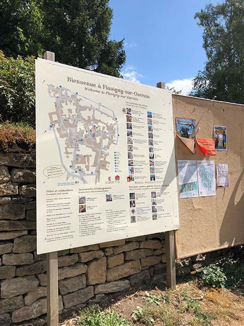 フランスの美しい村 Flavigny-sur-ozerain(フラヴィニー・シュル・オズラン)への行き方