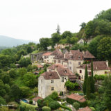 フランスの美しい村南西部