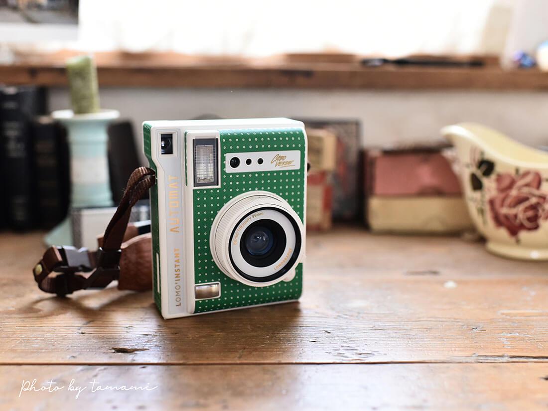 ロモグラフィー インスタントカメラ