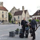 フランスの美しい村ヴェズレー(Vezelay)