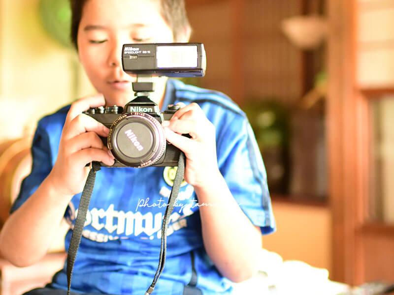 海外旅行におすすめのカメラ フィルムカメラ NIKON FE