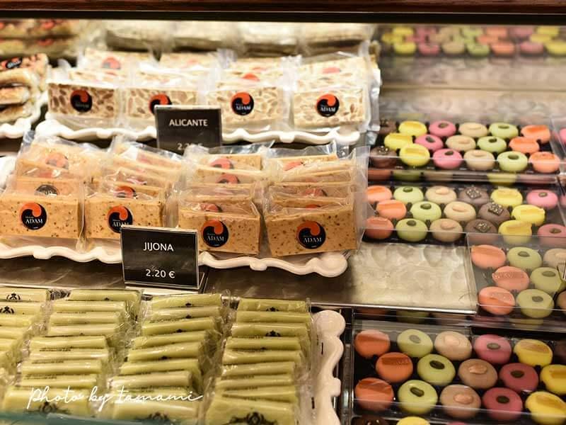 バスク地方のお菓子トゥーロン