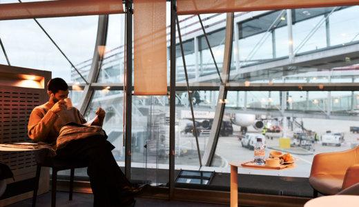 【2020年版】シャルル・ド・ゴール(CDG)空港ターミナル2Fのエールフランスラウンジ利用体験記