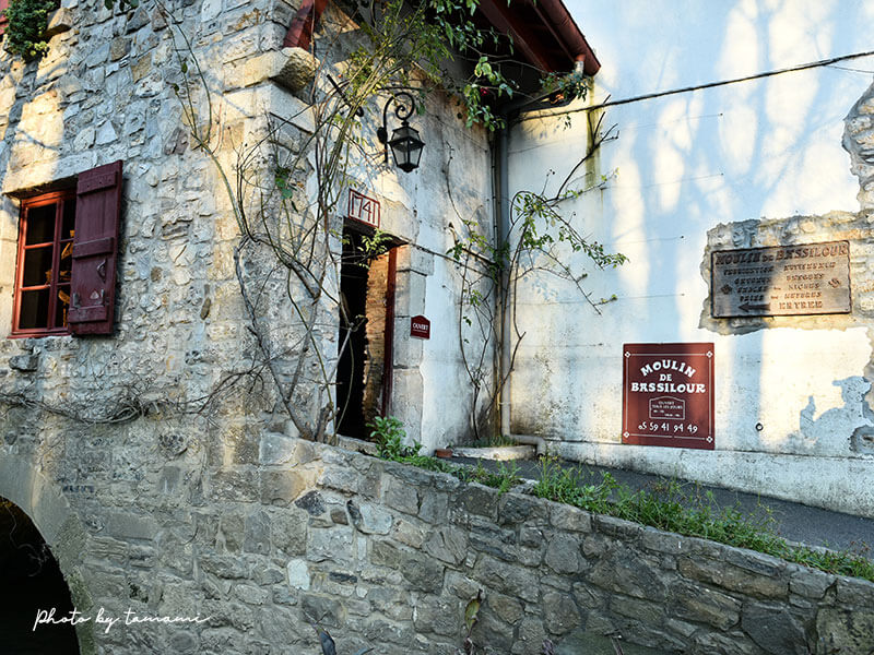 Moulin de Bassilour(Mill Bakery Pastry Bassilour)