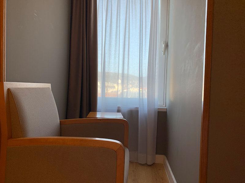 サンセバスチャンのおすすめホテル Hotel Tryp San Sebastián Orly